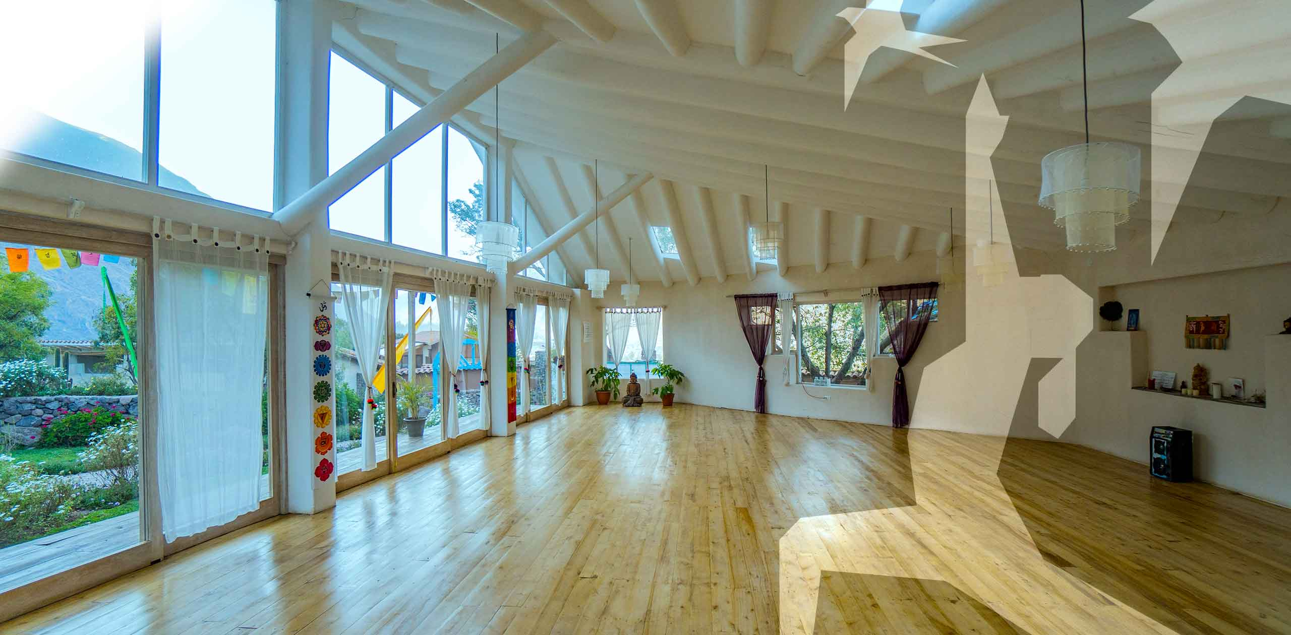 The Sacred Valley Yoga Studio